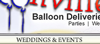 Balloonville - Weddings & Events.